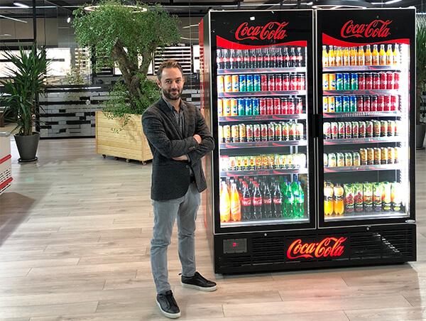 Ecocold CEO'su Ertan Turna