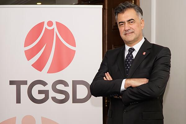 Türkiye Giyim Sanayicileri Derneği Yönetim Kurulu Başkanı Hadi Karasu