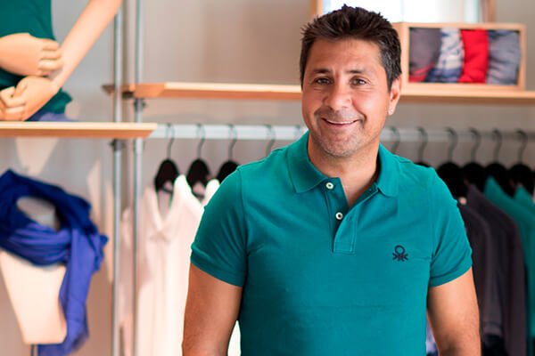 United Colors of Benetton CEO'su İdris Onay