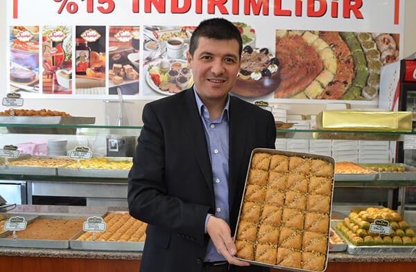 Seyidoğlu Gıda A.Ş. Genel Müdürü Mehmet Göksu