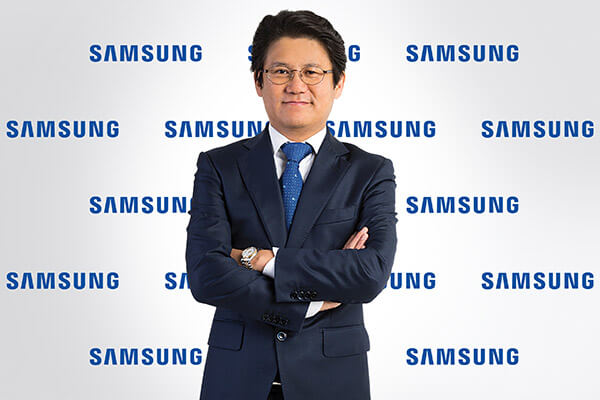 Samsung Electronics Türkiye Başkanı DaeHyun Kim