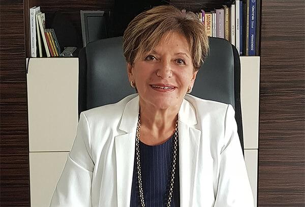 TMd Derneği Başkanı Hülya Aslantaş