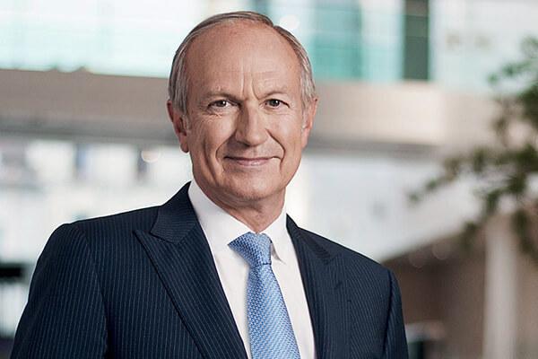 L'Oréal'in Yönetim Kurulu Başkanı ve CEO'su Jean Paul Agon