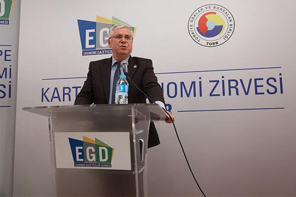 Türkiye Tohumcular Birliği (TÜRKTOB) Başkanı Kamil Yılmaz