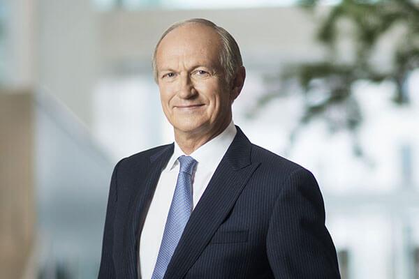 L'Oréal Yönetim Kurulu Başkanı ve CEO'su Jean-Paul Agon