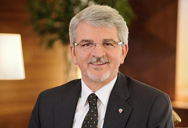 Çilek Genel Müdürü Muzaffer Çilek