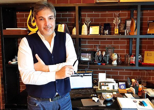 Medyafors Fuarcılık A.Ş. Yönetim Kurulu Başkanı Özhan Erem