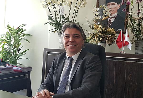 Saray Bisküvi Genel Müdürü Nail Enver Yelkenci