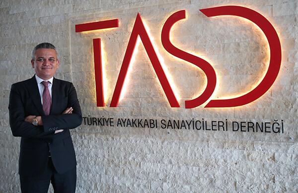 Türkiye Ayakkabı Sanayicileri Derneği Başkanı Sabur Endican