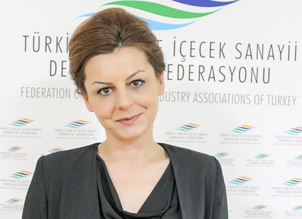 TGDF Genel Sekreteri İlknur Menlik