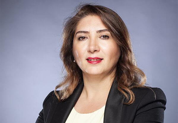 Marmara Forum AVM Genel Müdürü Leyla Özdemir
