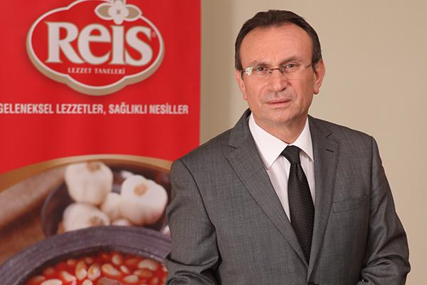 Reis Gıda Yönetim Kurulu Başkanı Mehmet Reis