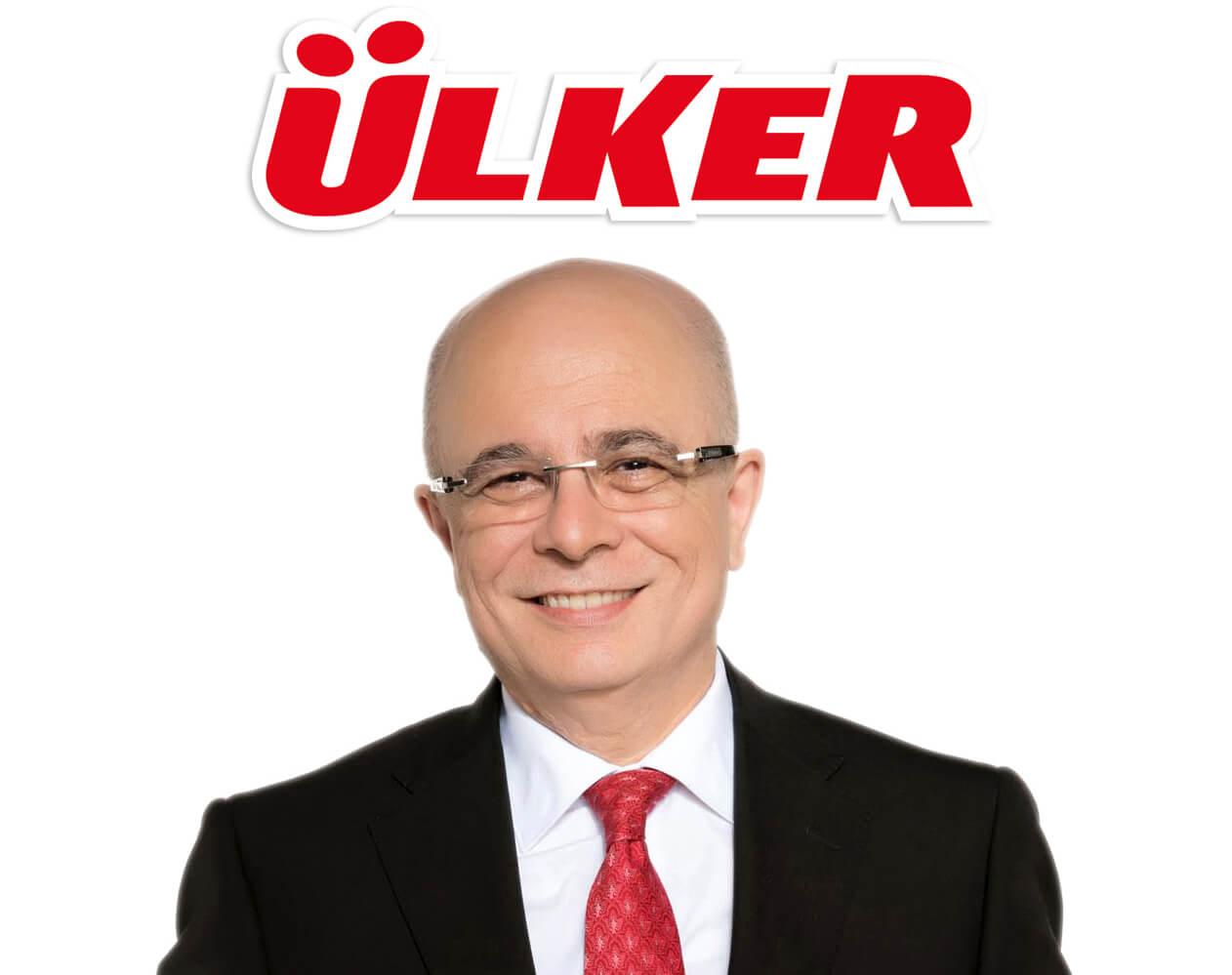 Ülker CEO'su Mehmet Tütüncü