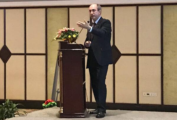 Biota Bilim Kurulu Başkanı Prof. Murat Murat Türkoğlu
