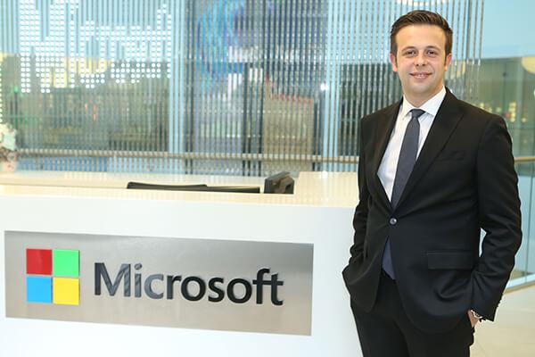 Microsoft Orta Doğu ve Afrika Bölgesi Kurumsal Müşteriler Teknoloji Strateji Direktörü Kadir Şener