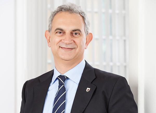 GÜSOD (Güvenlik Servisleri Organizasyon Birliği Derneği) Başkanı Murat Kösereisoğlu