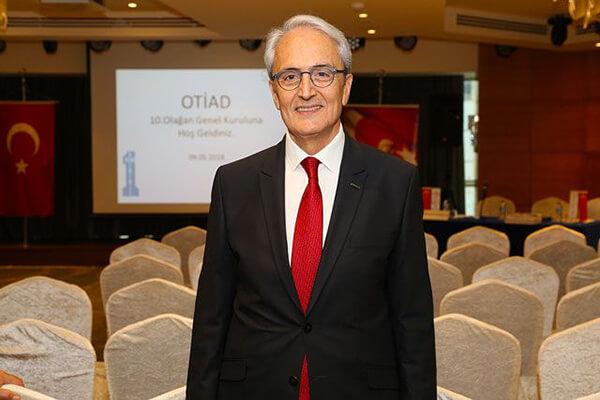Osmanbey Tekstilci İşadamları Derneği Yönetim Kurulu Başkanı Rıdvan Kandağ