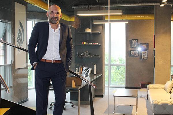 N8 Proje A.Ş. Yönetim Kurulu Başkanı Ufuk Bilgen
