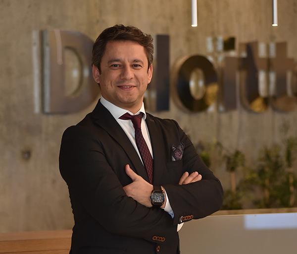 Deloitte Türkiye Perakende Sektörü Lideri Hakan Göl.