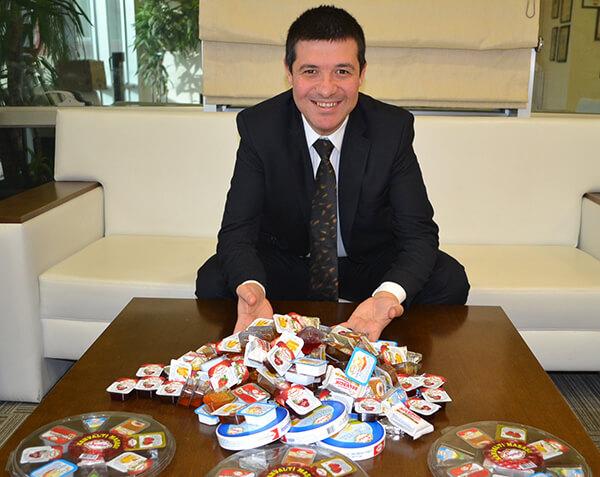 Seyidoğlu Gıda Genel Müdürü Mehmet Göksu