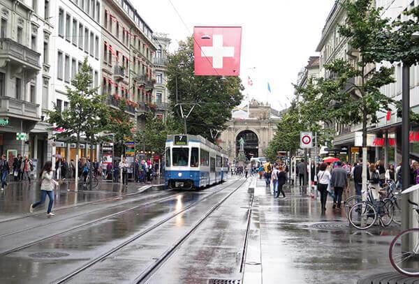 İsviçre'nin başkenti Zürih pahalılık seviyesiyle birinci sırada