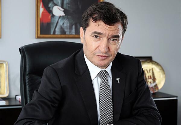 MOSFED Başkanı Ahmet Güleç