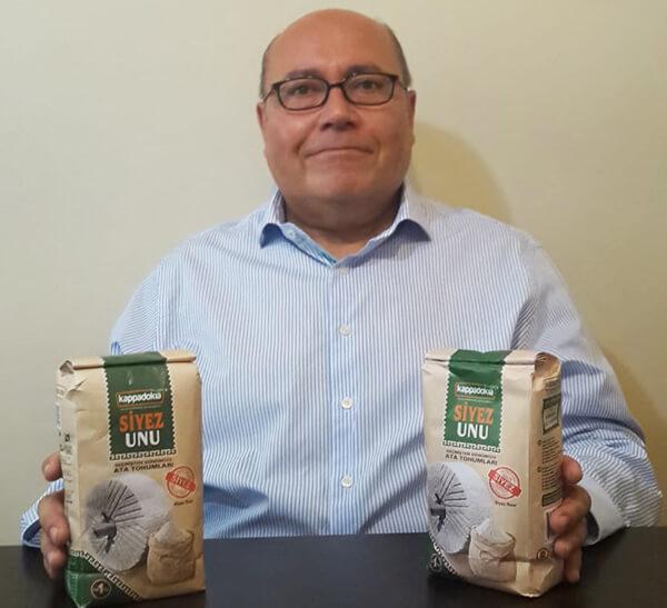 Kappadokia Gıda Tarım Satış Koordinatörü Tahsin Atlay
