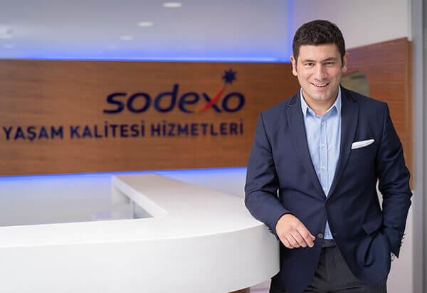 Sodexo Pazarlamadan Sorumlu İcra Kurulu Üyesi Umut Erişen