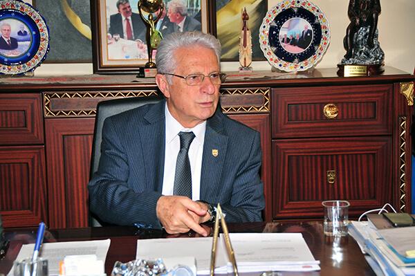 Türkiye Şoförler ve Otomobilciler Federasyonu (TŞOF) Başkanı Fevzi Apaydın