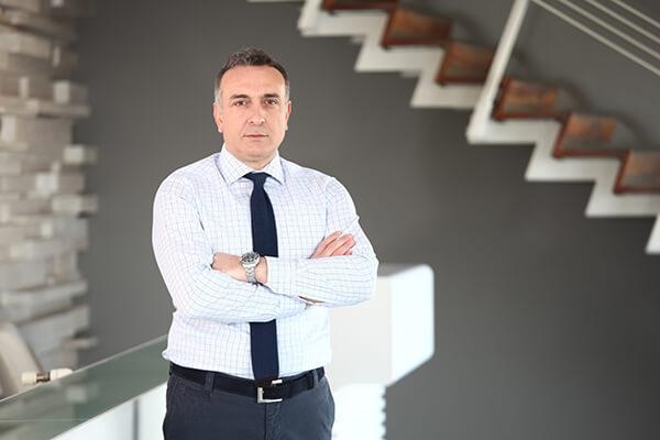 Vanessa Mobilya Yönetim Kurulu Başkanı Mustafa Aydın