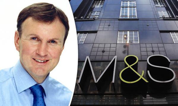 Marks & Spencer Yönetim Kurulu Başkanı Archie Norman