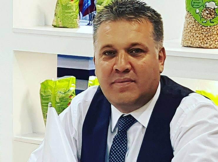 Tat Bakliyat Yurtiçi Satış ve Pazarlamadan Sorumlu Satış Direktörü Mustafa Akdoğan