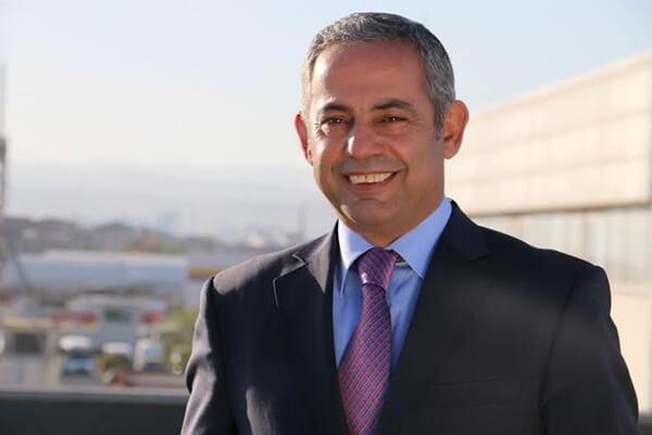 Nata Holding Yönetim Kurulu Başkanı Namık Tanık