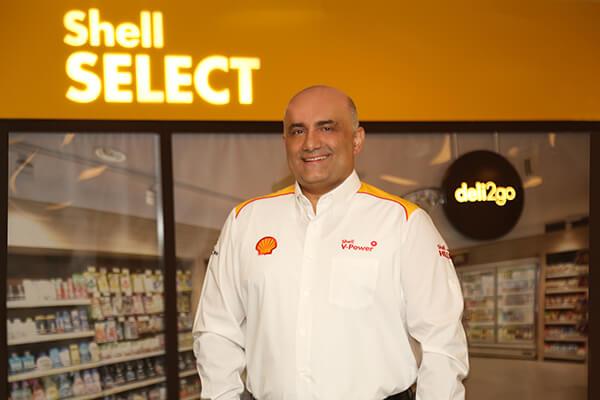 Shell & Turcas Akaryakıt Dışı Ürün ve Hizmetler Direktörü Teoman Özben