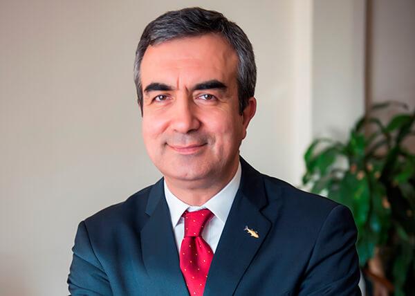 Kocaman Balıkçılık Yönetim Kurulu Başkanı Osman Kocaman