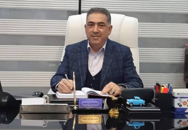 Kayseri PERDER Başkanı Şahin Aldemir