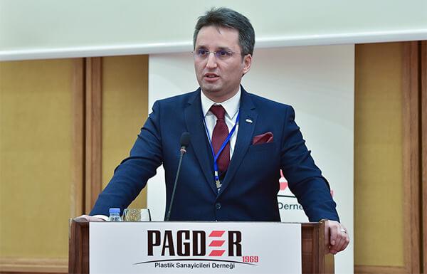 PAGDER Yönetim Kurulu Başkanı Selçuk Gülsün