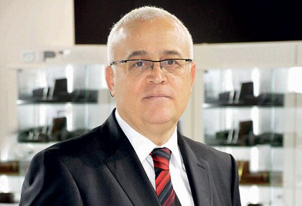 TÜKİD Başkanı Vecdet F. Şendil