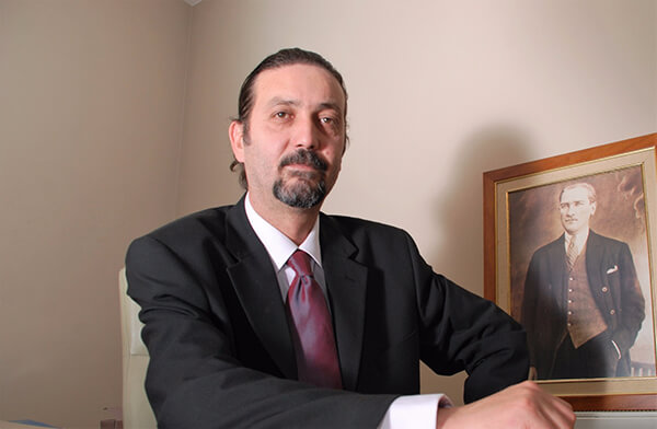 TESHİAD Başkanı Zafer Mumcular.