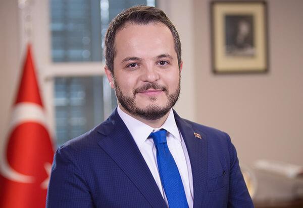 T.C. Cumhurbaşkanlığı Yatırım Ofisi Başkanı Arda Ermut