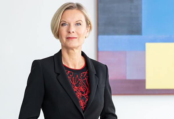 Henkel İnsan Kaynakları Başkan Yardımcısı ve Sürdürülebilirlik Konseyi Başkanı Kathrin Menges