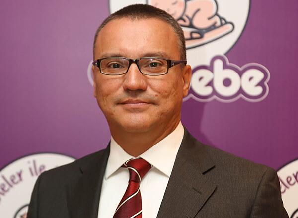 Ontex MEAA Pazarlama Direktörü Murat Elgün