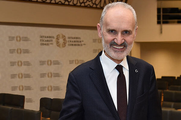 İTO Başkanı Şekib Avdagiç