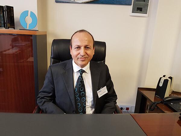 Eray Teknoloji Genel Müdürü Yakup Demir.
