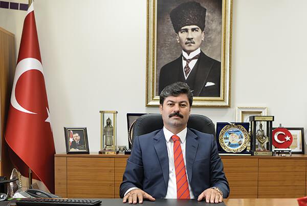 Esnaf, Sanatkârlar ve Kooperatifçilik Genel Müdürü Necmettin Erkan