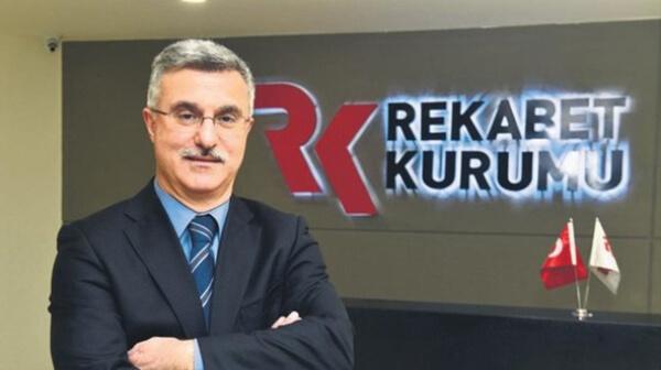 Rekabet Kurumu Başkanı Prof. Dr. Ömer Torlak