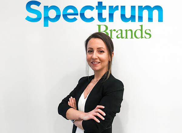 Spectrum Brands Türkiye Pazarlama Müdürü Tuğba Özgür