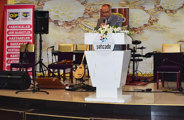 Şehzade Grup Genel Müdürü Selahattin Kılıç
