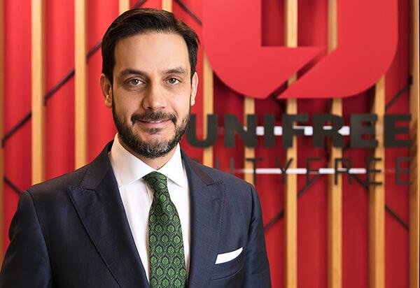 Unifree CEO'su Ali Şenher