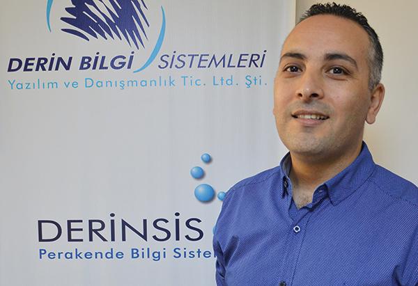 DerinSİS Satış Pazarlamadan Sorumlu Genel Müdür Yardımcısı İsmail Babacan